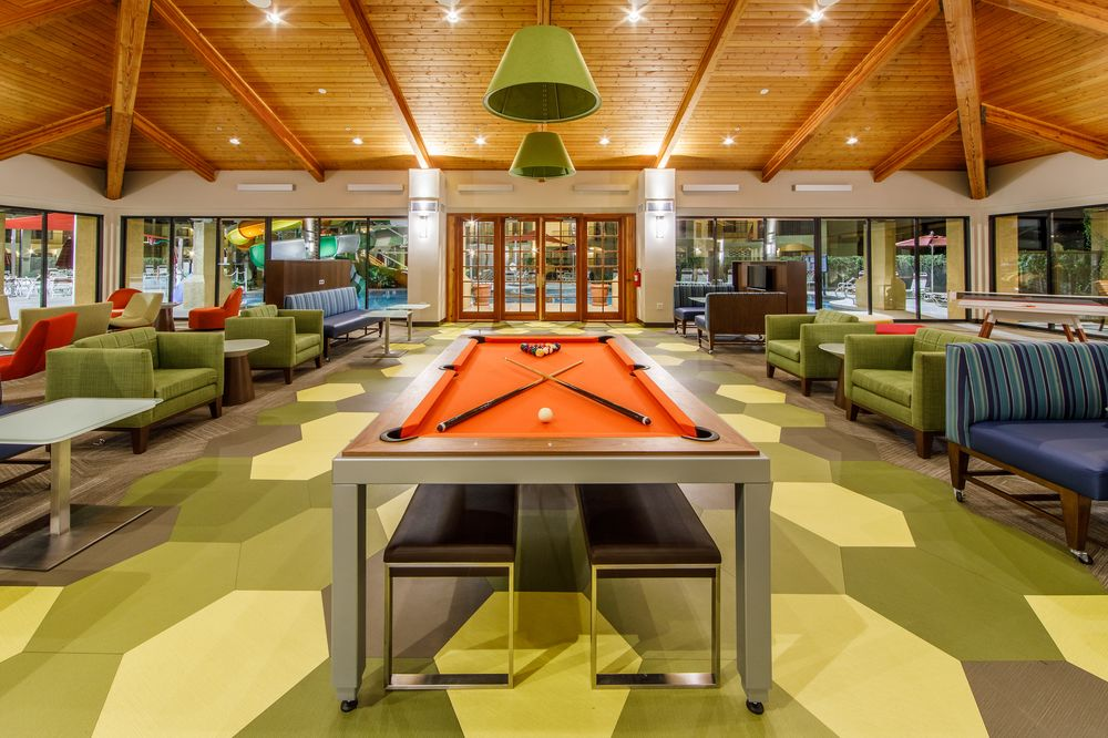 Holiday Inn Scottsdale Resort Games Area