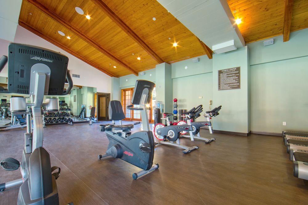Holiday Inn Scottsdale Resort gym and cardio