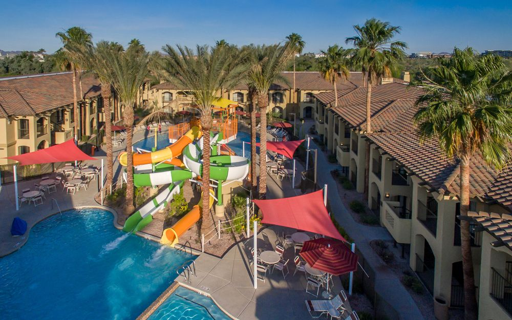 Holiday Inn Scottsdale Resort kids pool