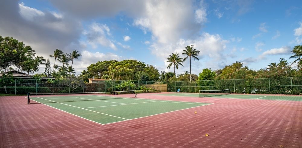 Ke Nani Kai Tennis Courts